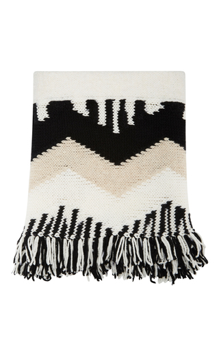 Medium missoni multi printed scarf