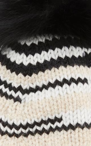 Print Beanie Hat by MISSONI Now Available on Moda Operandi