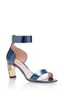 Maeva Pearl Sandals by NICHOLAS KIRKWOOD Now Available on Moda Operandi