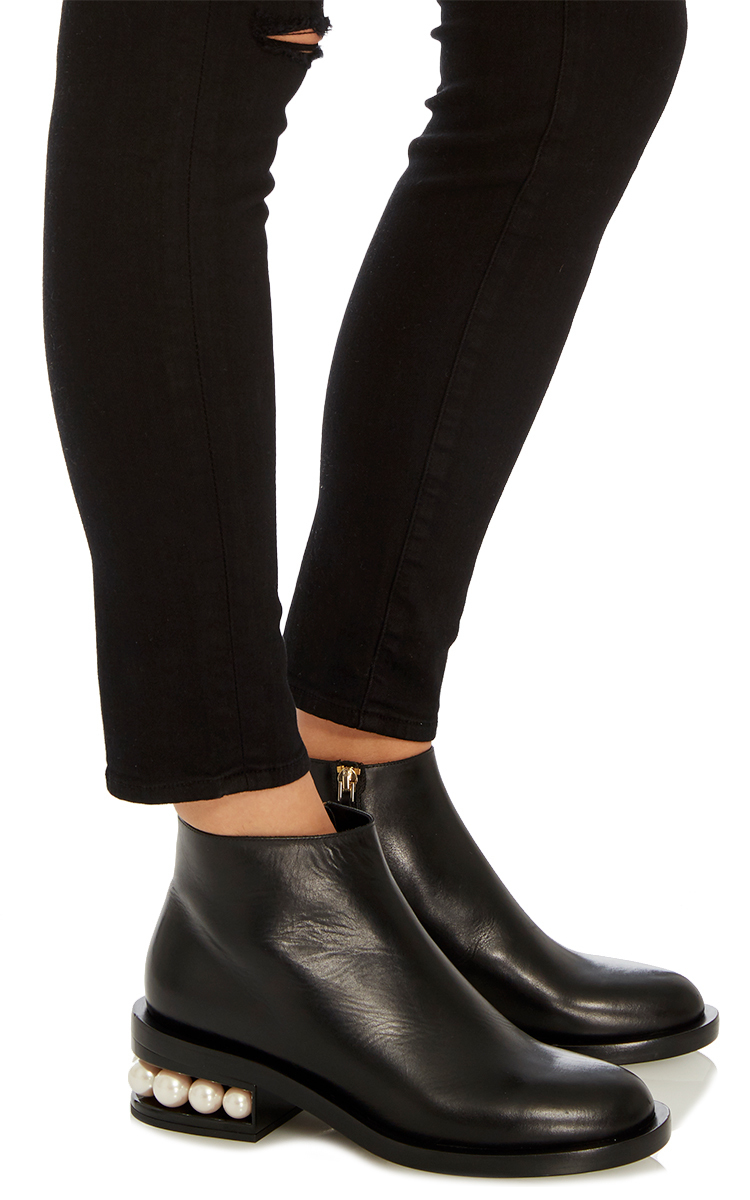 clearance find great free shipping huge surprise Nicholas Kirkwood Casati Ankle Boots cheap purchase pick a best 73SOQyKWxo