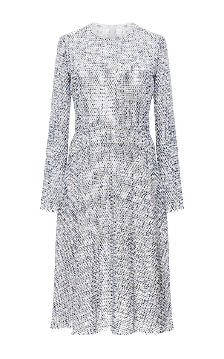 14b134bfca Long Sleeve Tweed Flare Dress by Tome | Moda Operandi