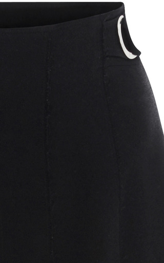 Crepe Belted Skirt  by PROENZA SCHOULER Now Available on Moda Operandi
