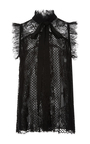 Lace Sleeveless Top by ELIE SAAB Now Available on Moda Operandi