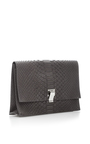 Matte Python Small Lunch Bag  by PROENZA SCHOULER Now Available on Moda Operandi