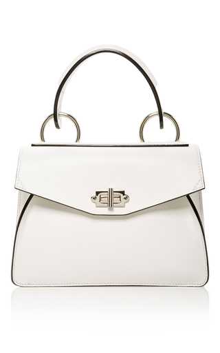Medium proenza schouler white hava top handle bag
