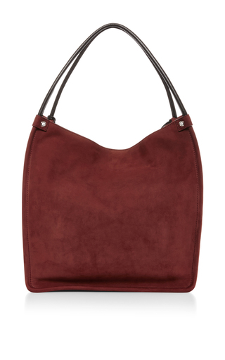 Suede Medium Tote by PROENZA SCHOULER Now Available on Moda Operandi