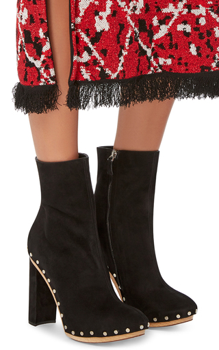 Suede Clog Boots by PROENZA SCHOULER Now Available on Moda Operandi