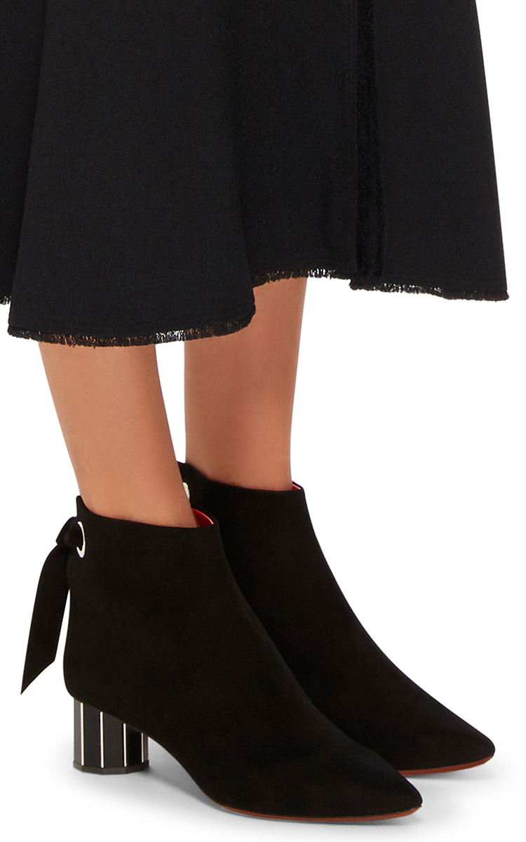 Suede Ankle Boots by Proenza Schouler | Moda Operandi