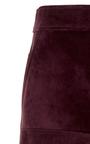 Leather Paneled Gaucho Pants by DEREK LAM Now Available on Moda Operandi