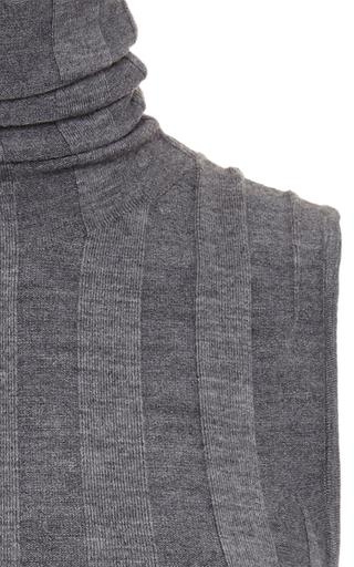 Ribbed Sleeveless Turtleneck by DEREK LAM Now Available on Moda Operandi