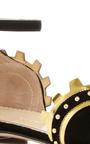 Machine Age Flats by CHARLOTTE OLYMPIA Now Available on Moda Operandi