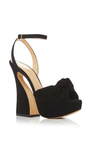 Medium charlotte olympia black vreeland platform heels