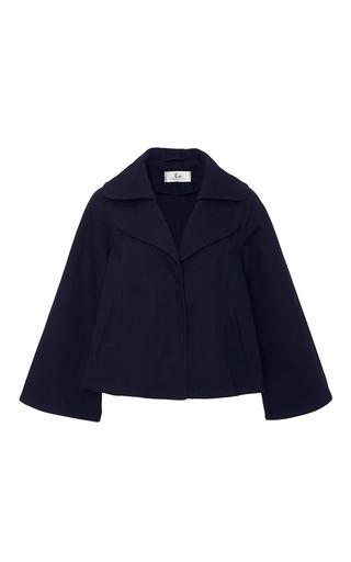 Medium co blue short denim jacket