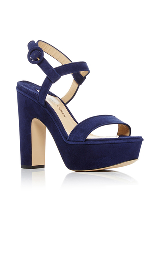 Medium paul andrew navy stanton platform sandals  2