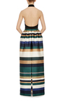 Black Merino Wool Mock Neck Halter by ROSETTA GETTY Now Available on Moda Operandi