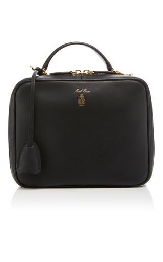 Medium mark cross black laura camera bag