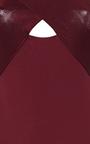 Jersey Cross Neck Gown by ROBERTO CAVALLI Now Available on Moda Operandi
