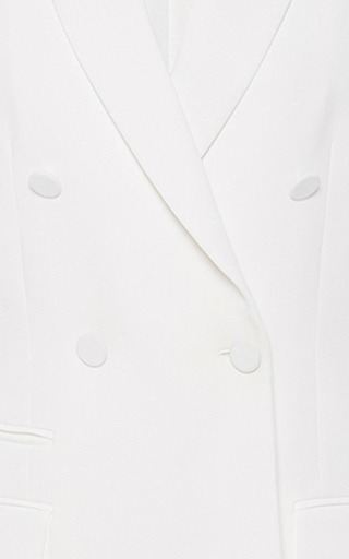 Double Breasted Jacket by ROBERTO CAVALLI Now Available on Moda Operandi