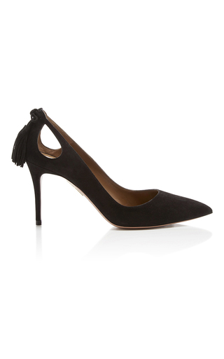 Medium aquazzura black forever marilyn pumps