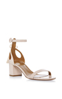 Pixie Patent Leather Sandals by AQUAZZURA Now Available on Moda Operandi