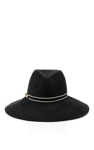 Medium eugenia kim black emmanuelle wide brimmed fedora