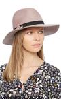 Georgina Rose Embellished Fedora by EUGENIA KIM Now Available on Moda Operandi