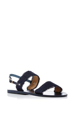 Medium ancient greek sandals navy clio gladiator sandals 1
