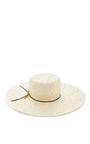 Delilah Sun Hat by EUGENIA KIM Now Available on Moda Operandi
