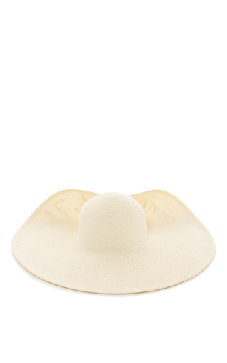 Sunny Side Up Sun Hat by EUGENIA KIM Now Available on Moda Operandi