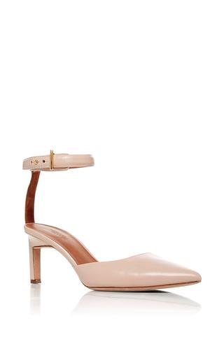 Medium rosetta getty nude pointed mid heels