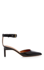 Pointed Mid Heels by ROSETTA GETTY Now Available on Moda Operandi