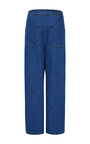 Sabi Denim Pants by ULLA JOHNSON Now Available on Moda Operandi