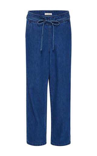 Medium ulla johnson blue sabi denim pants