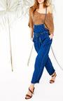 Nadia Denim Overalls by ULLA JOHNSON Now Available on Moda Operandi