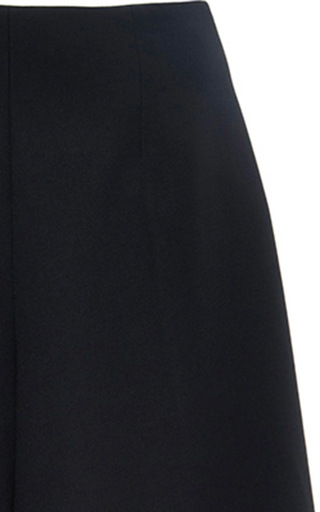 Cuffed Tulle Culottes by DELPOZO Now Available on Moda Operandi