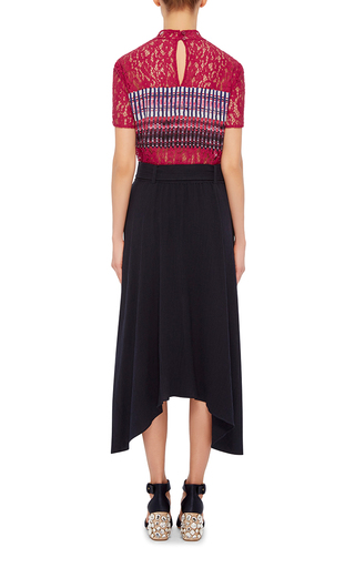 Charles Belted Midi Skirt by A.L.C. Now Available on Moda Operandi