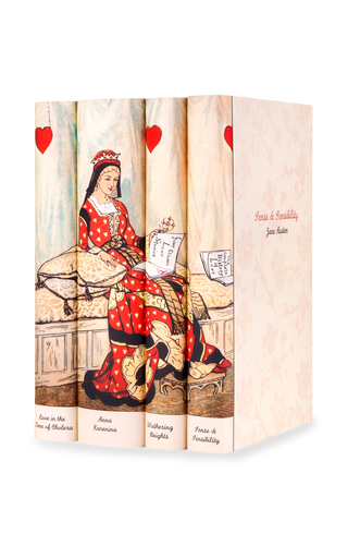 Classic Love Stories Set  by JUNIPER BOOKS Now Available on Moda Operandi
