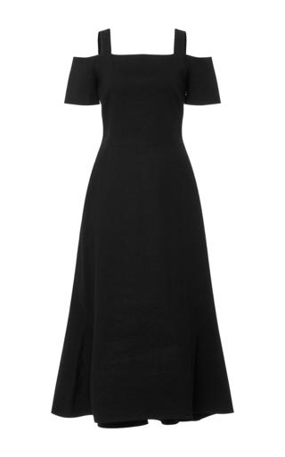Medium a l c black daniel off the shoulder dress