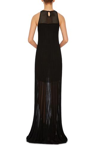 Macramé Gown by ROBERTO CAVALLI Now Available on Moda Operandi