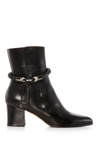 Lindsay Leather Boots by ALEXANDRE BIRMAN Now Available on Moda Operandi