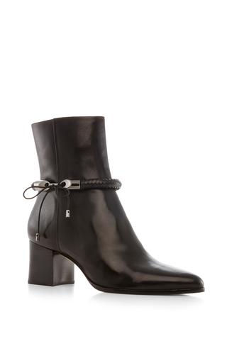 Medium alexandre birman black lindsay leather boots
