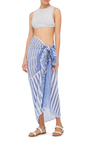 Selina Striped Sarong by LEMLEM Now Available on Moda Operandi