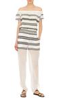 Freya Striped Jumpsuit  by LEMLEM Now Available on Moda Operandi