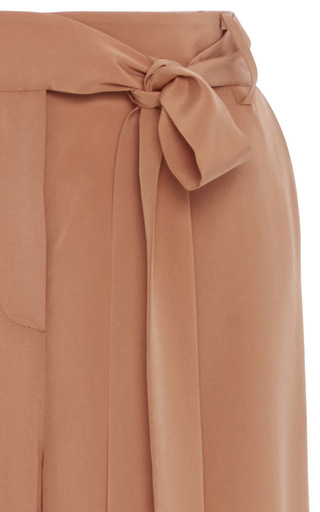 Relaxed Wide Leg Pants by TIBI Now Available on Moda Operandi