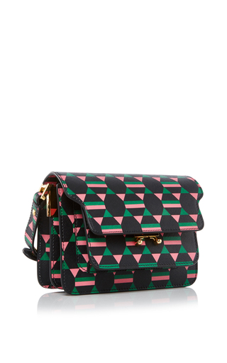 Printed Trunk Bag by MARNI Now Available on Moda Operandi