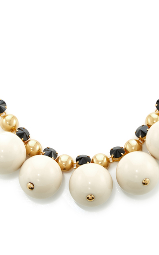 Strass Necklace by MARNI Now Available on Moda Operandi