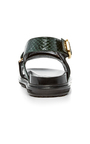 Fussbett Water Snake Sandals by MARNI Now Available on Moda Operandi