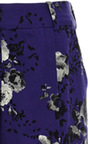 Floral Wool Molded Seam Pant by PRABAL GURUNG Now Available on Moda Operandi
