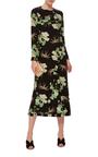 Glenn Satin Mules by OSCAR DE LA RENTA Now Available on Moda Operandi