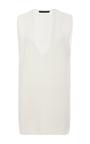 Sleeveless Cashmere Tunic by JENNI KAYNE Now Available on Moda Operandi